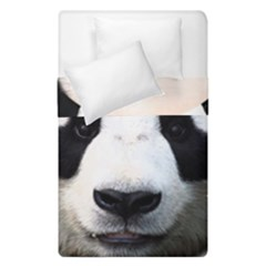 Panda Face Duvet Cover Double Side (single Size)