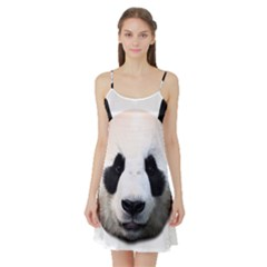 Panda Face Satin Night Slip