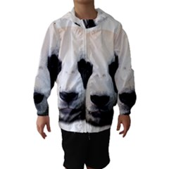Panda Face Hooded Wind Breaker (kids)