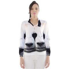 Panda Face Wind Breaker (women)