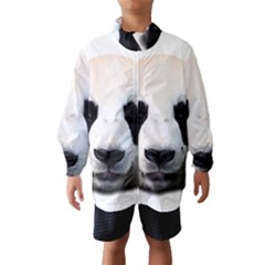 Panda Face Wind Breaker (kids)