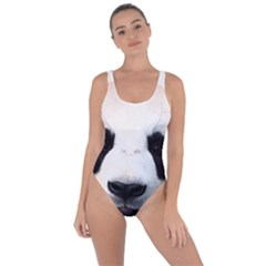 Panda Face Bring Sexy Back Swimsuit