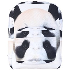 Panda Face Full Print Backpack