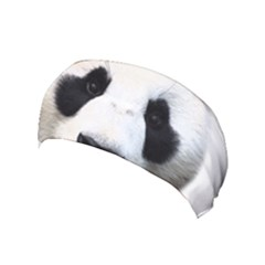 Panda Face Yoga Headband