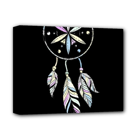 Dreamcatcher  Deluxe Canvas 14  X 11