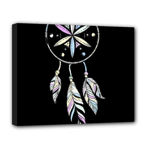Dreamcatcher  Deluxe Canvas 20  X 16