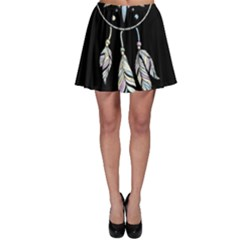 Dreamcatcher  Skater Skirt