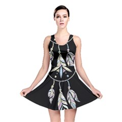 Dreamcatcher  Reversible Skater Dress