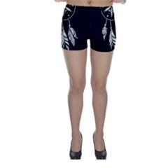 Dreamcatcher  Skinny Shorts