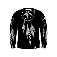Dreamcatcher  Kids  Sweatshirt