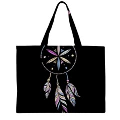 Dreamcatcher  Zipper Mini Tote Bag