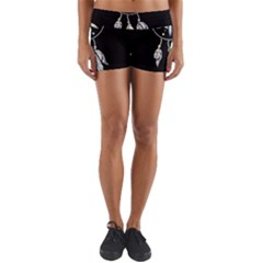 Dreamcatcher  Yoga Shorts