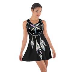 Dreamcatcher  Cotton Racerback Dress
