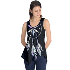 Dreamcatcher  Sleeveless Tunic