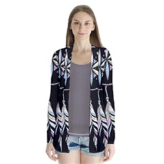 Dreamcatcher  Drape Collar Cardigan