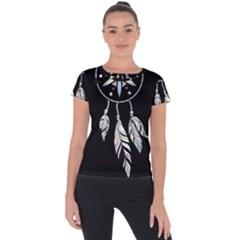 Dreamcatcher  Short Sleeve Sports Top