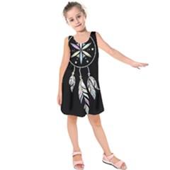 Dreamcatcher  Kids  Sleeveless Dress