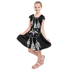 Dreamcatcher  Kids  Short Sleeve Dress