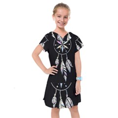 Dreamcatcher  Kids  Drop Waist Dress
