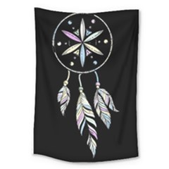 Dreamcatcher  Large Tapestry
