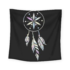 Dreamcatcher  Square Tapestry (small)
