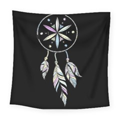 Dreamcatcher  Square Tapestry (large)