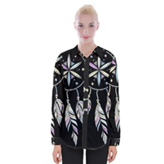 Dreamcatcher  Womens Long Sleeve Shirt