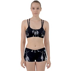 Dreamcatcher  Women s Sports Set