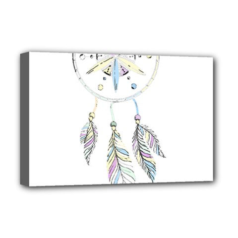 Dreamcatcher  Deluxe Canvas 18  X 12