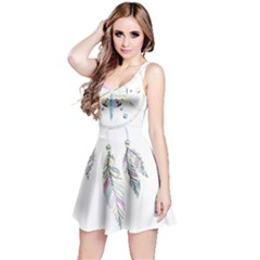 Dreamcatcher  Reversible Sleeveless Dress