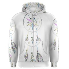 Dreamcatcher  Men s Zipper Hoodie