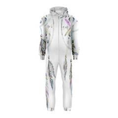 Dreamcatcher  Hooded Jumpsuit (kids)