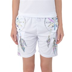Dreamcatcher  Women s Basketball Shorts
