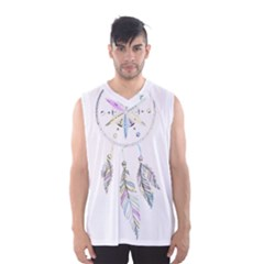 Dreamcatcher  Men s Basketball Tank Top