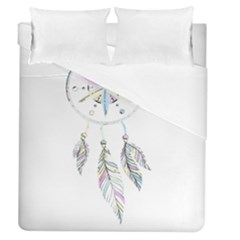 Dreamcatcher  Duvet Cover (queen Size)