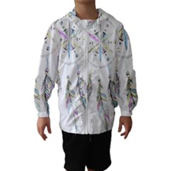Dreamcatcher  Hooded Wind Breaker (kids)