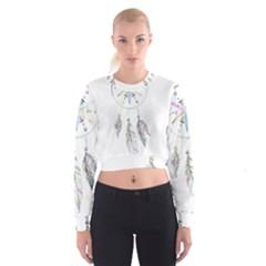 Dreamcatcher  Cropped Sweatshirt