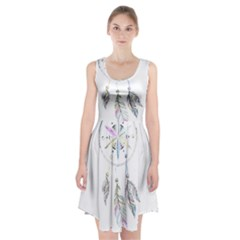 Dreamcatcher  Racerback Midi Dress