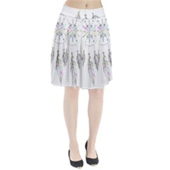 Dreamcatcher  Pleated Skirt