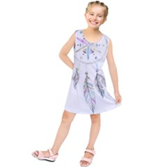 Dreamcatcher  Kids  Tunic Dress