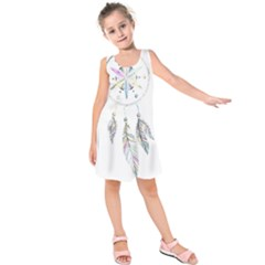 Dreamcatcher  Kids  Sleeveless Dress