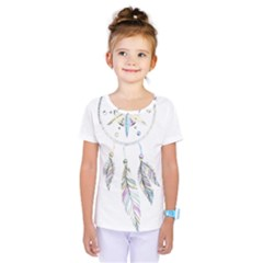 Dreamcatcher  Kids  One Piece Tee