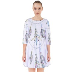 Dreamcatcher  Smock Dress