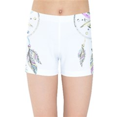 Dreamcatcher  Kids Sports Shorts