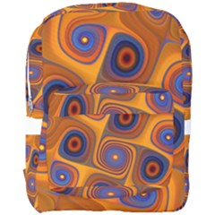 Lines Patterns Background  Full Print Backpack