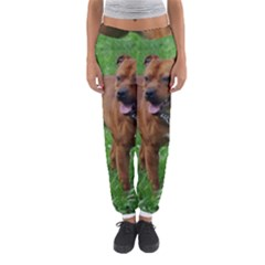 4 Full Staffordshire Bull Terrier Women s Jogger Sweatpants
