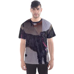 Bouvier Shaved Men s Sports Mesh Tee