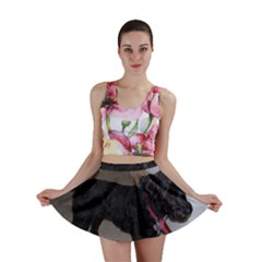 Bouvier Shaved Mini Skirt