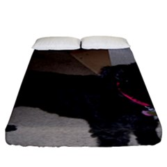 Bouvier Shaved Fitted Sheet (king Size)
