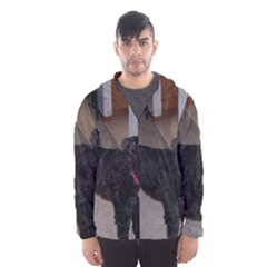 Bouvier Shaved Hooded Wind Breaker (men)